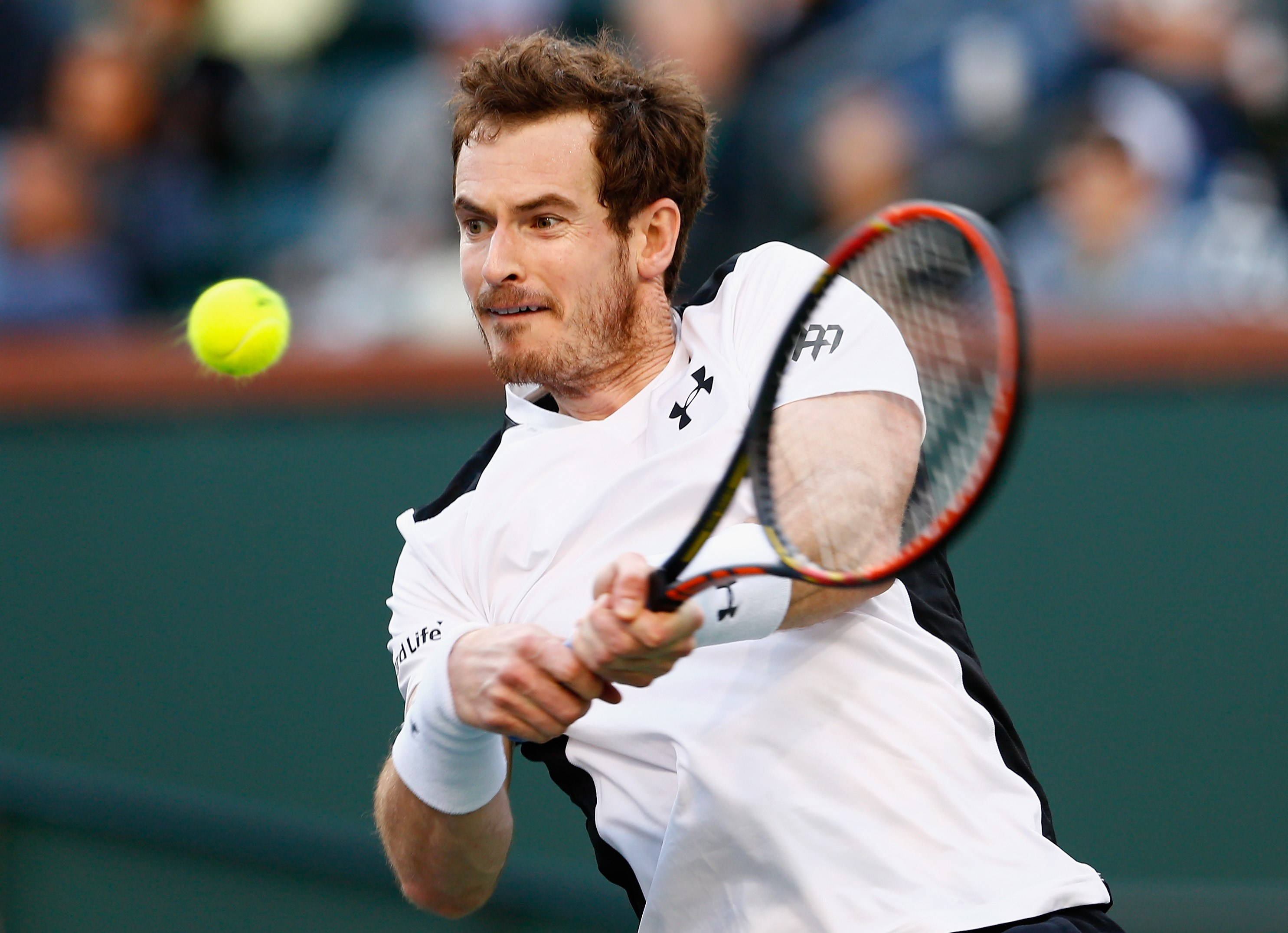 Murray advances, Kerber sent packing at Indian Wells