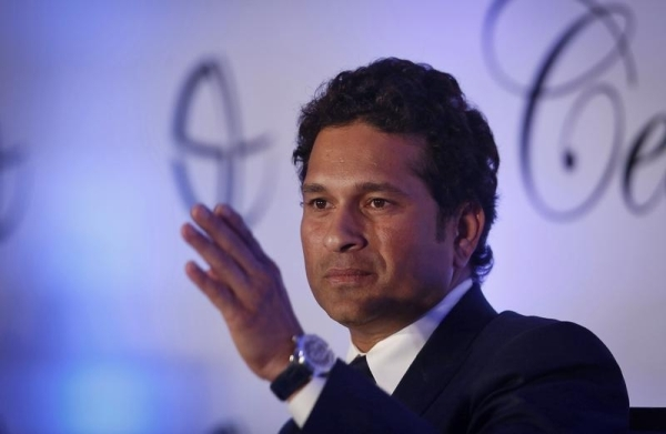 Sound of Dhoni's strokes is good sign before T20 WC: Tendulkar