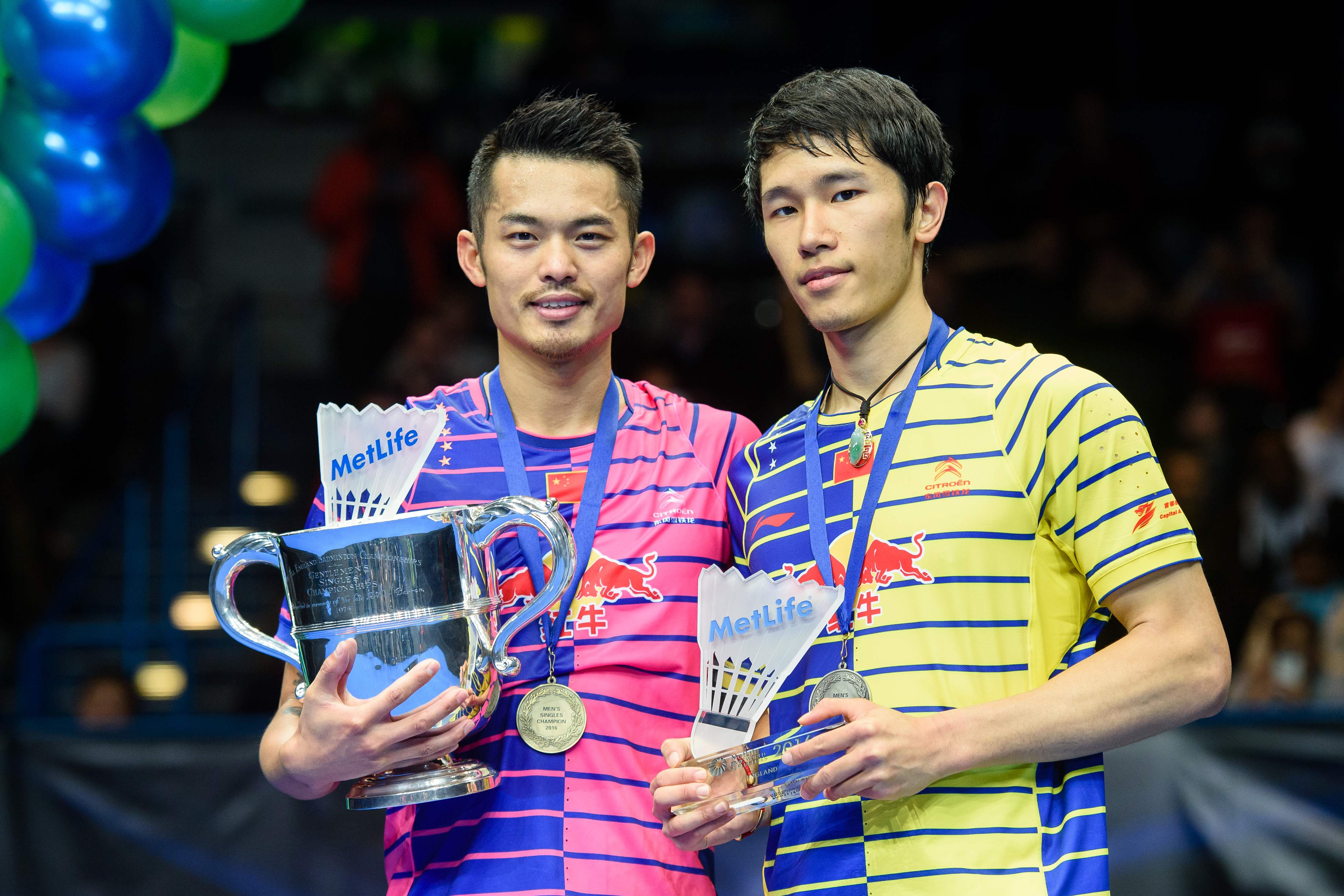 China's Lin leaves best to last for sixth All-England title