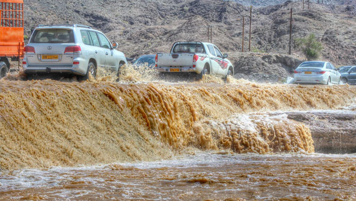 Oman weather: Tips for driving safely in the rain