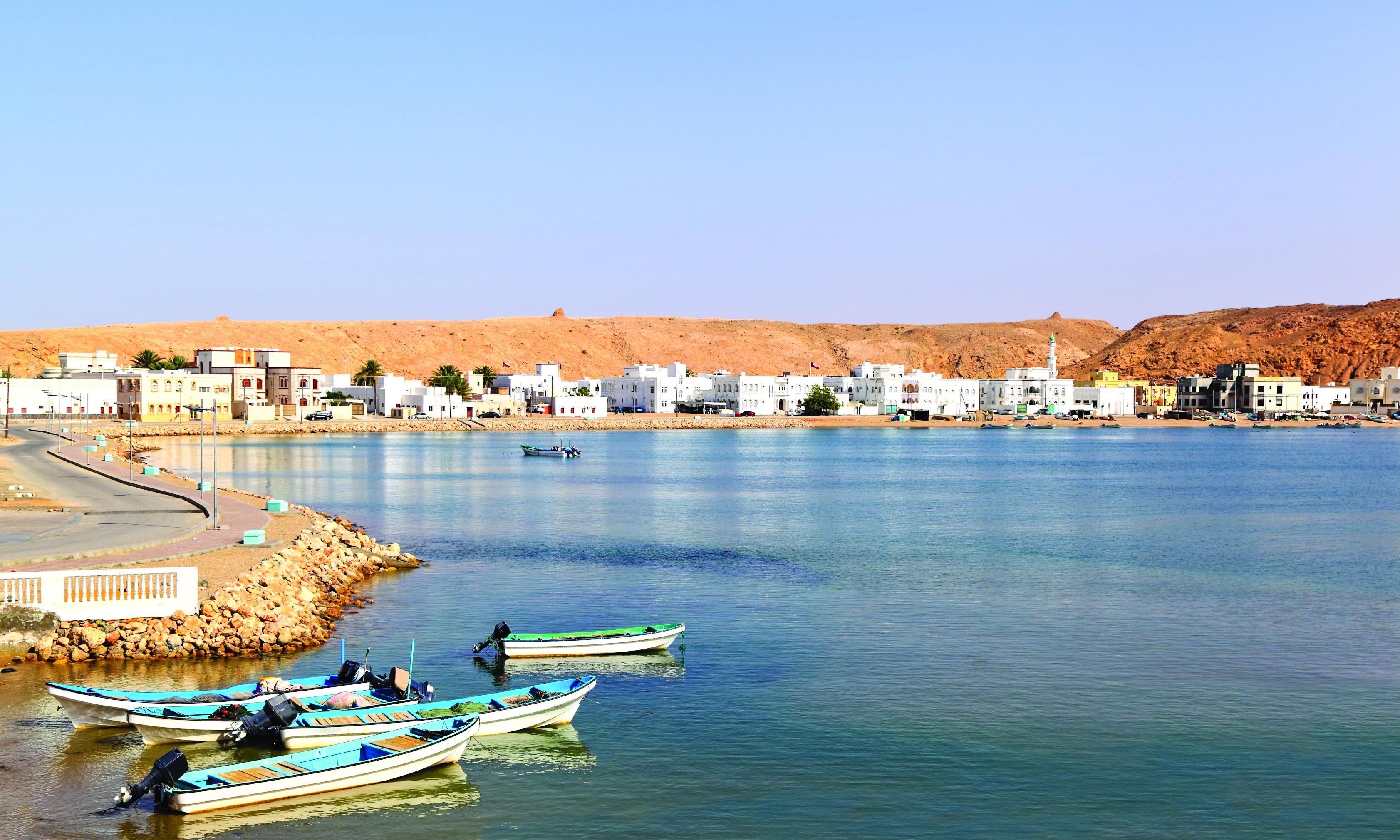 Oman Tourism: A drive through Sur's coastal villages