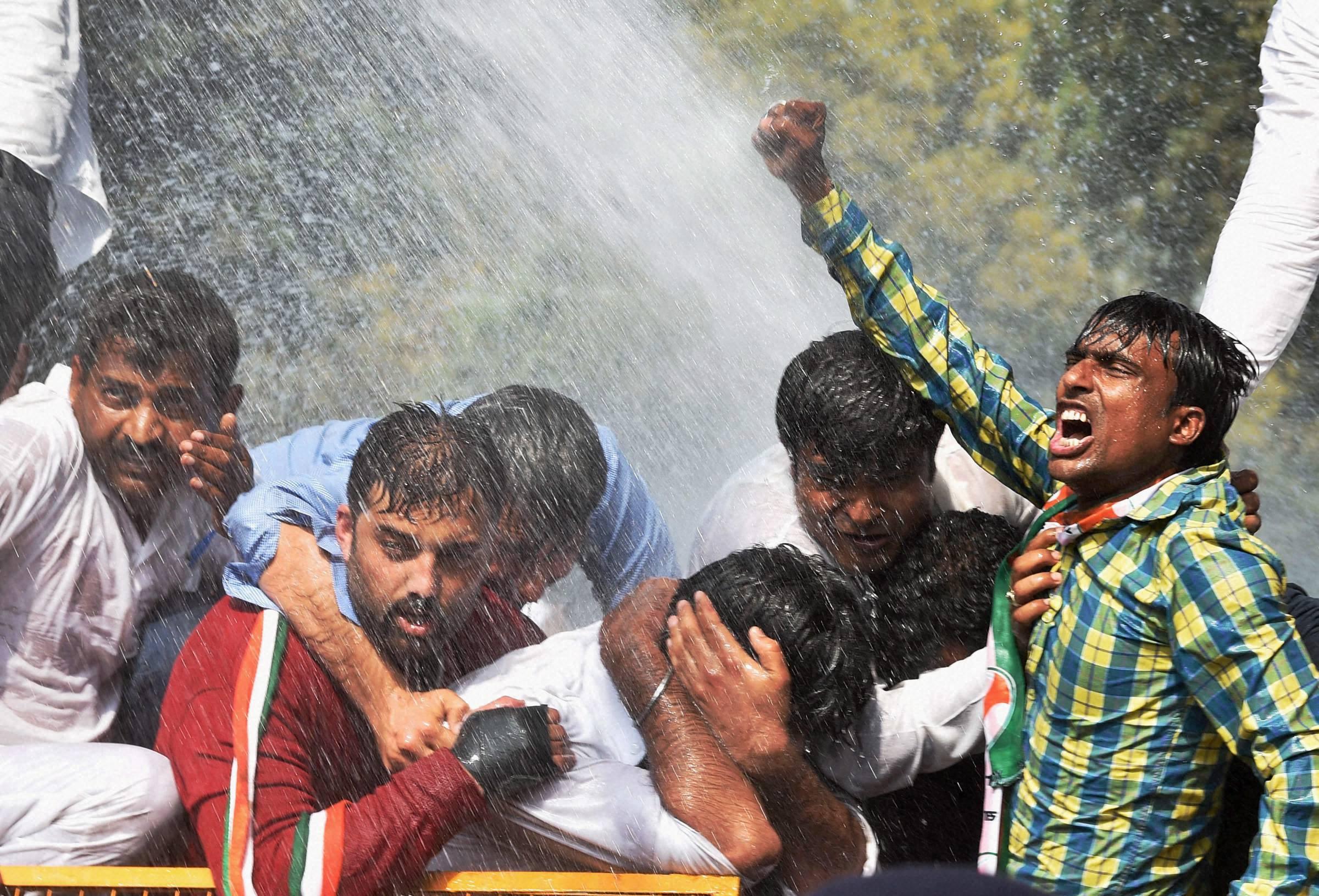 Modi government anti-Dalit, repressing voice of youth: Congress