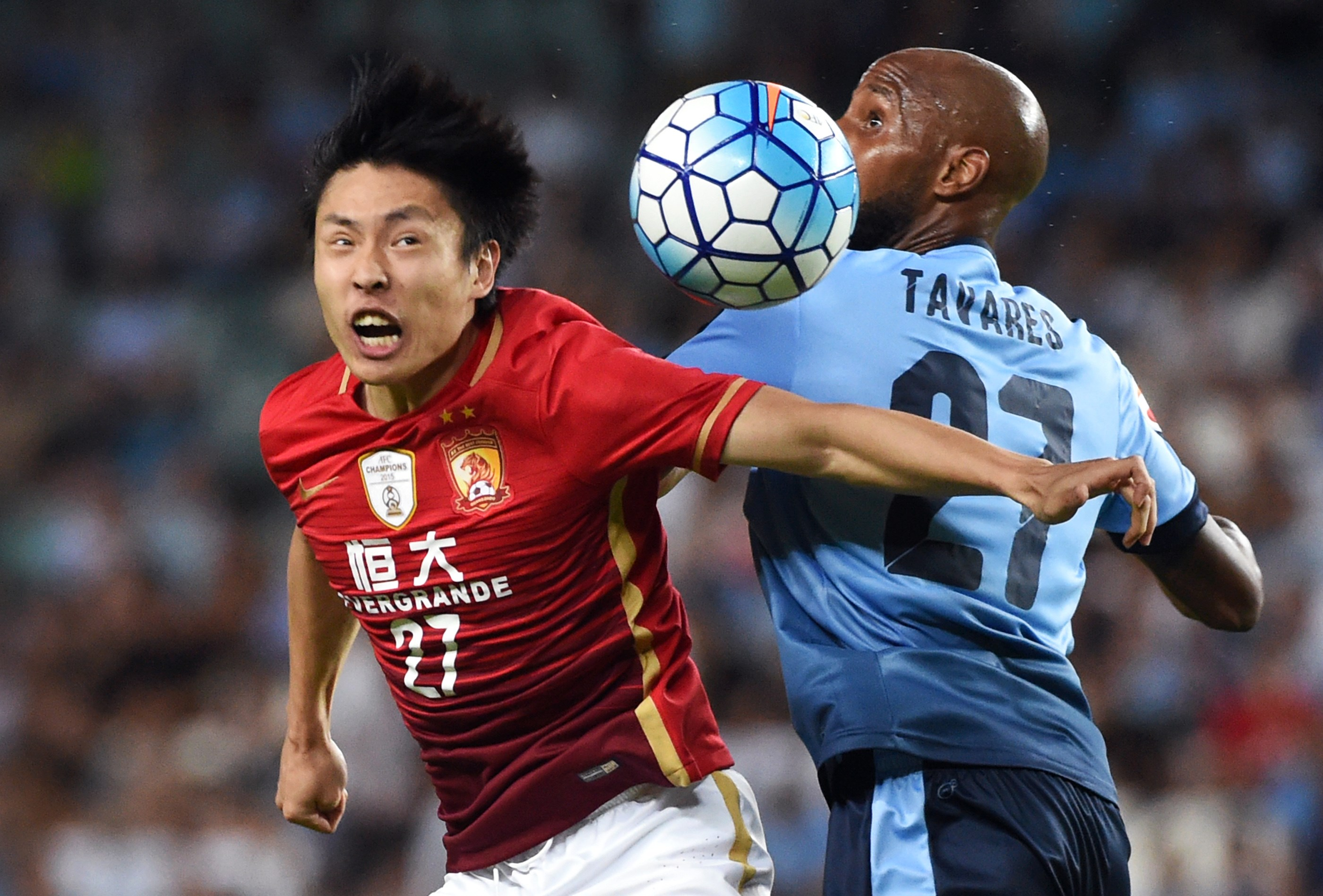 Asian champions Guangzhou lose to Sydney FC