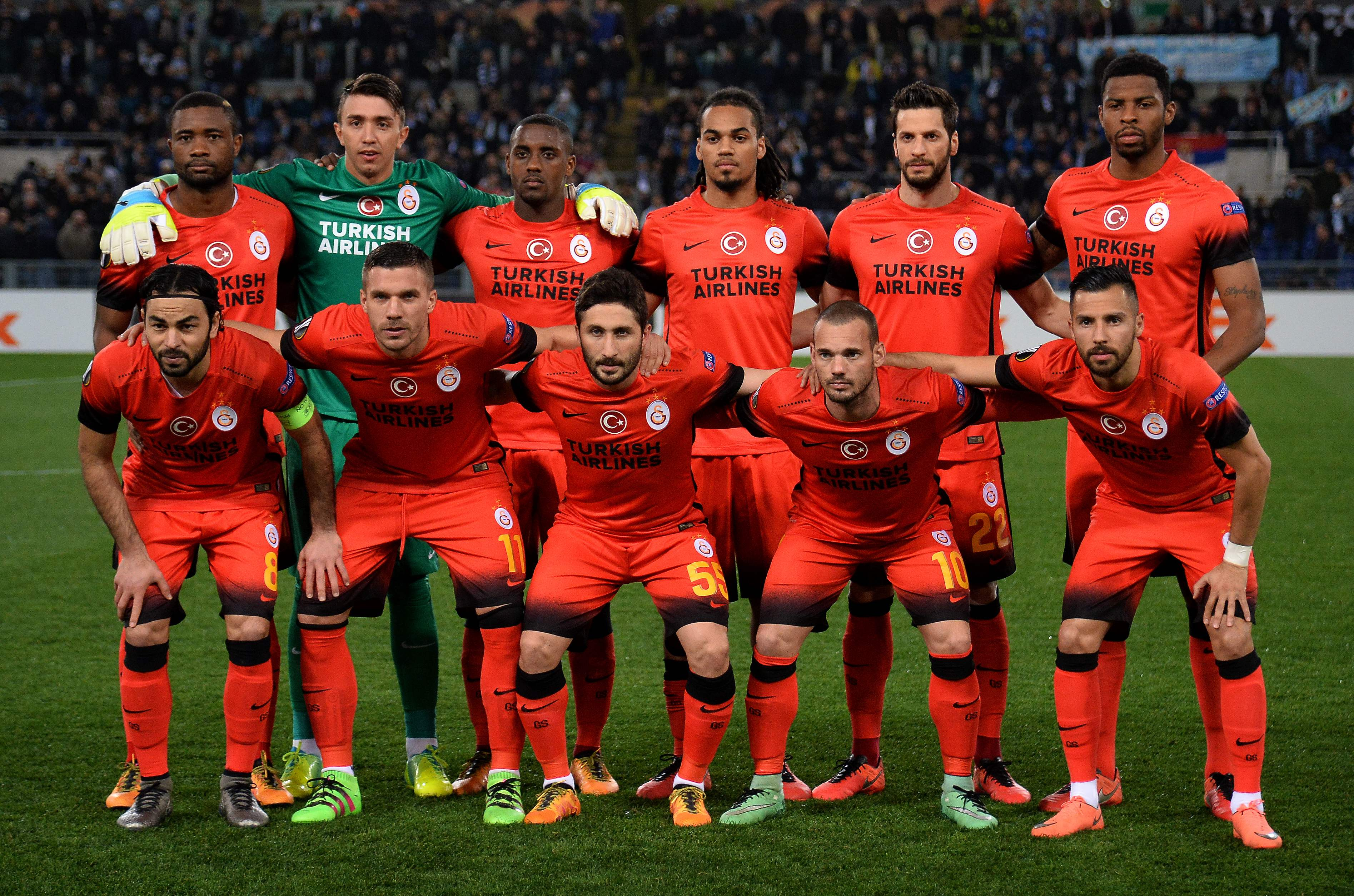 Turkey's Galatasaray get one-year European ban - UEFA