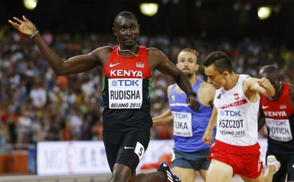 Young 'fools' behind Kenya doping woes: Rudisha