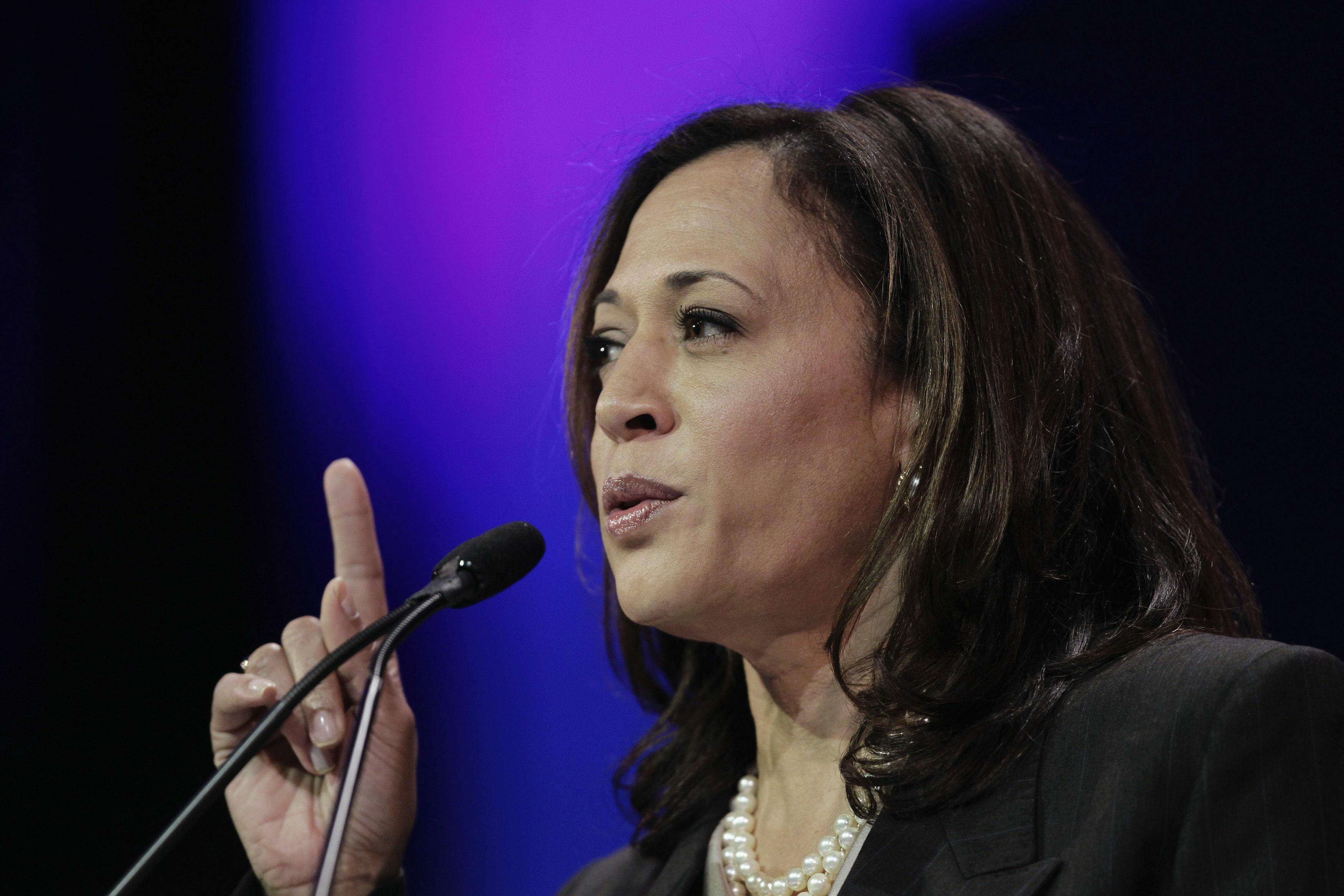 Kamala Harris poised to become first Indian-American Senator in US