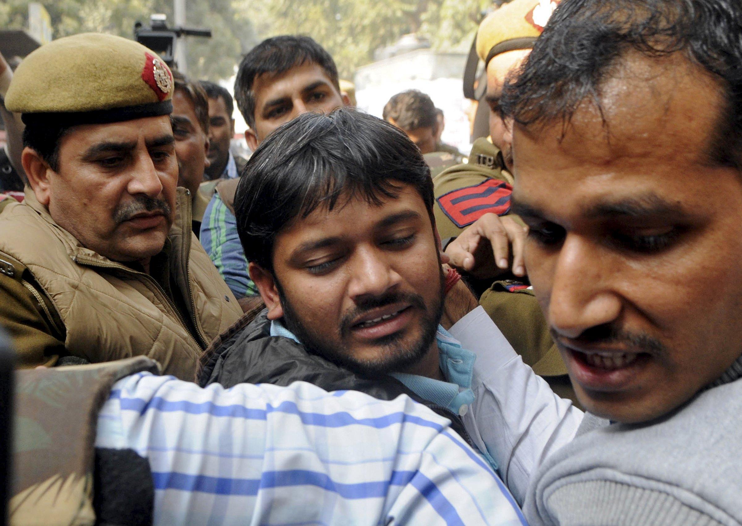Kanhaiya granted interim bail for six months by Delhi High Court