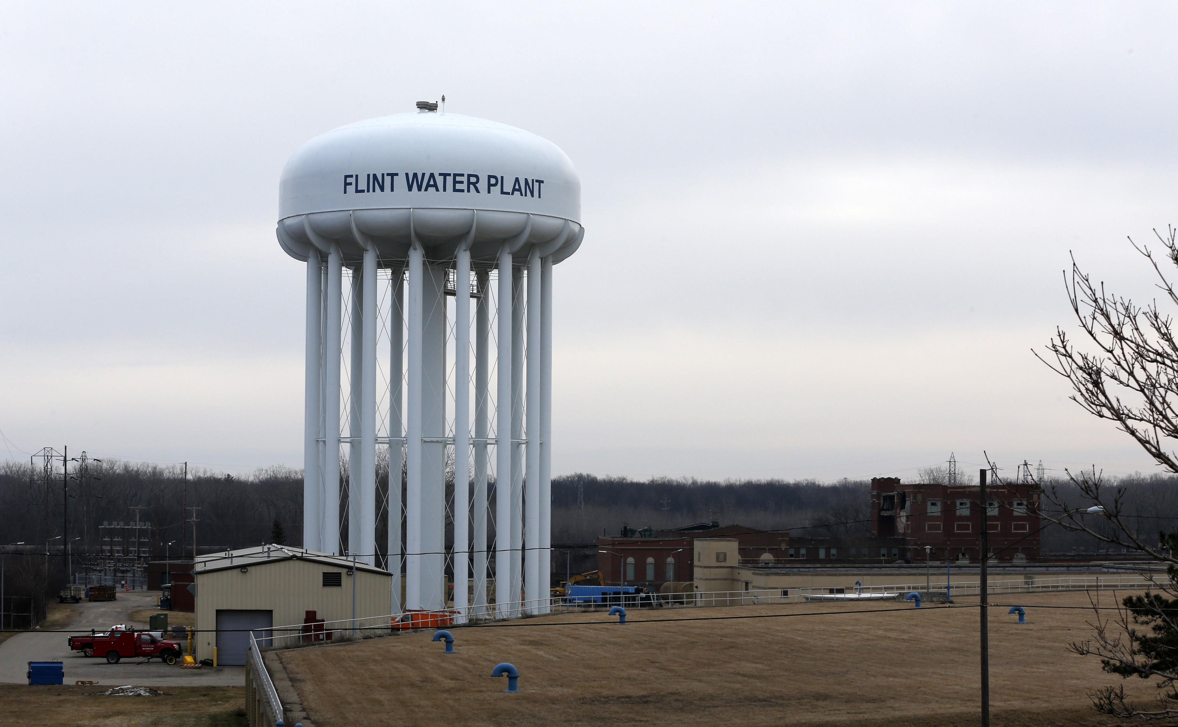 How lobbying obscured the danger of lead in water