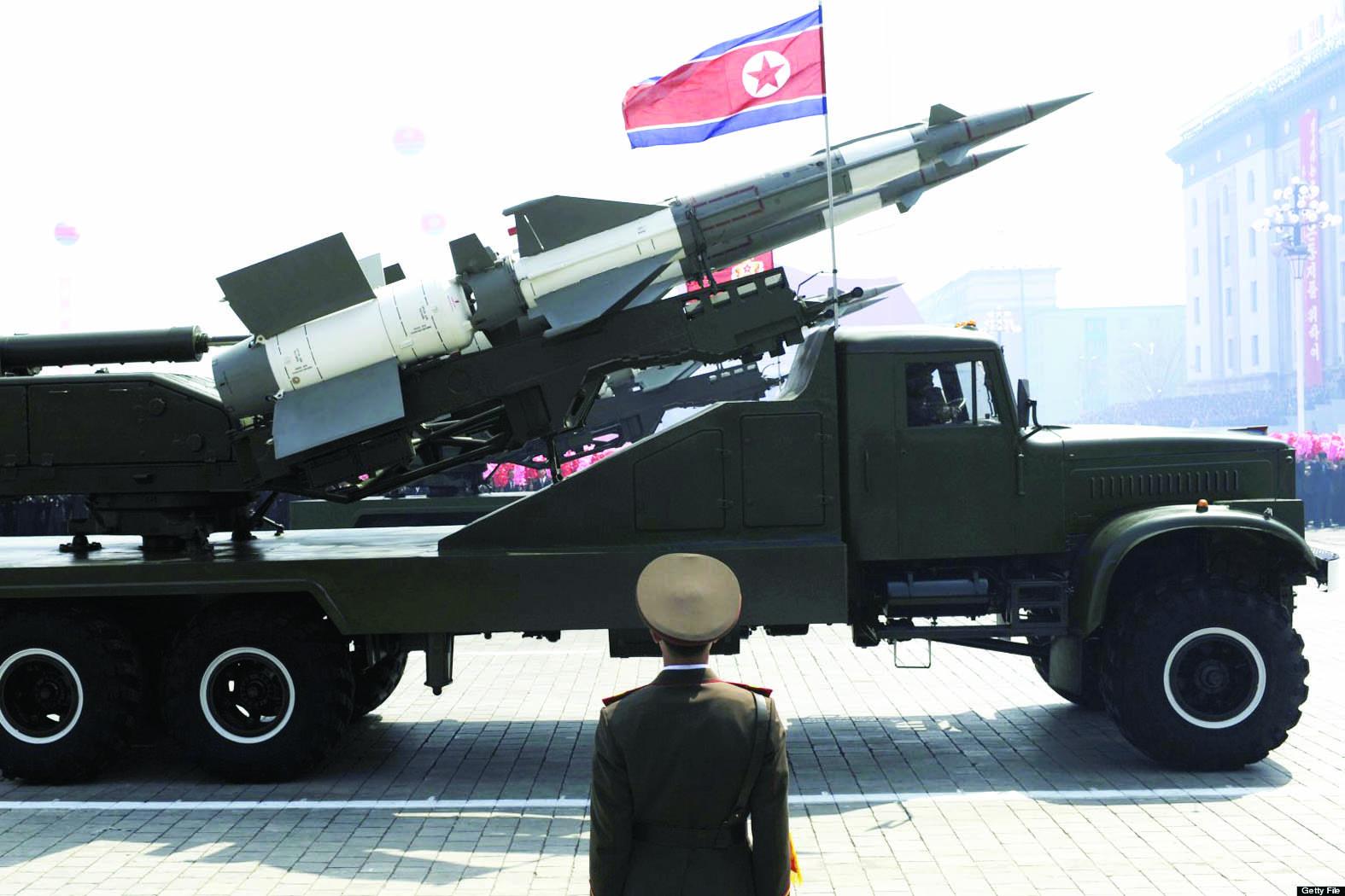 بيونجيانج تطلق صواريخ قصيرة المدى