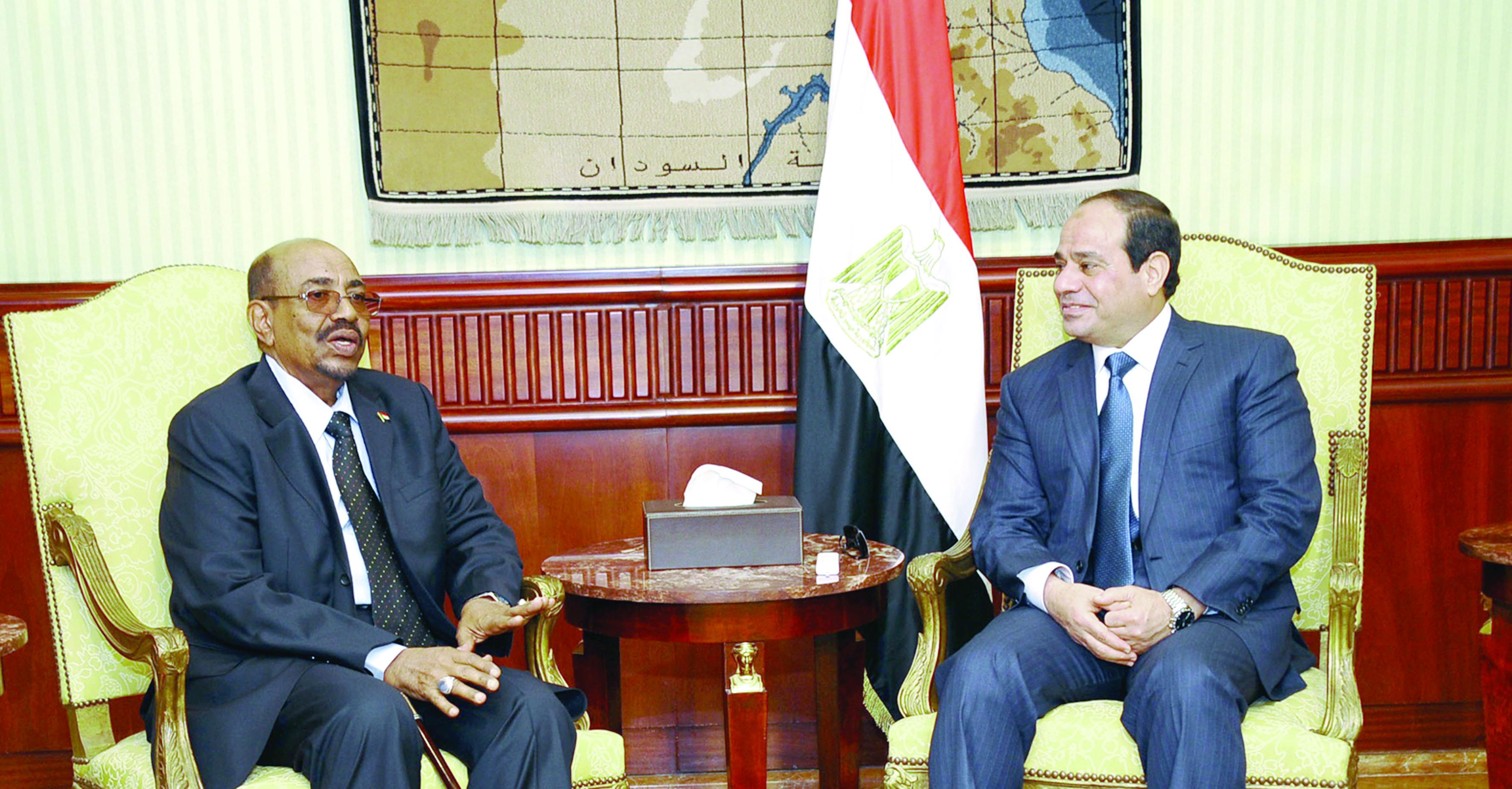 """مصر تتجه إلى السودان لبحث ملف """"سد النهضة"""""""