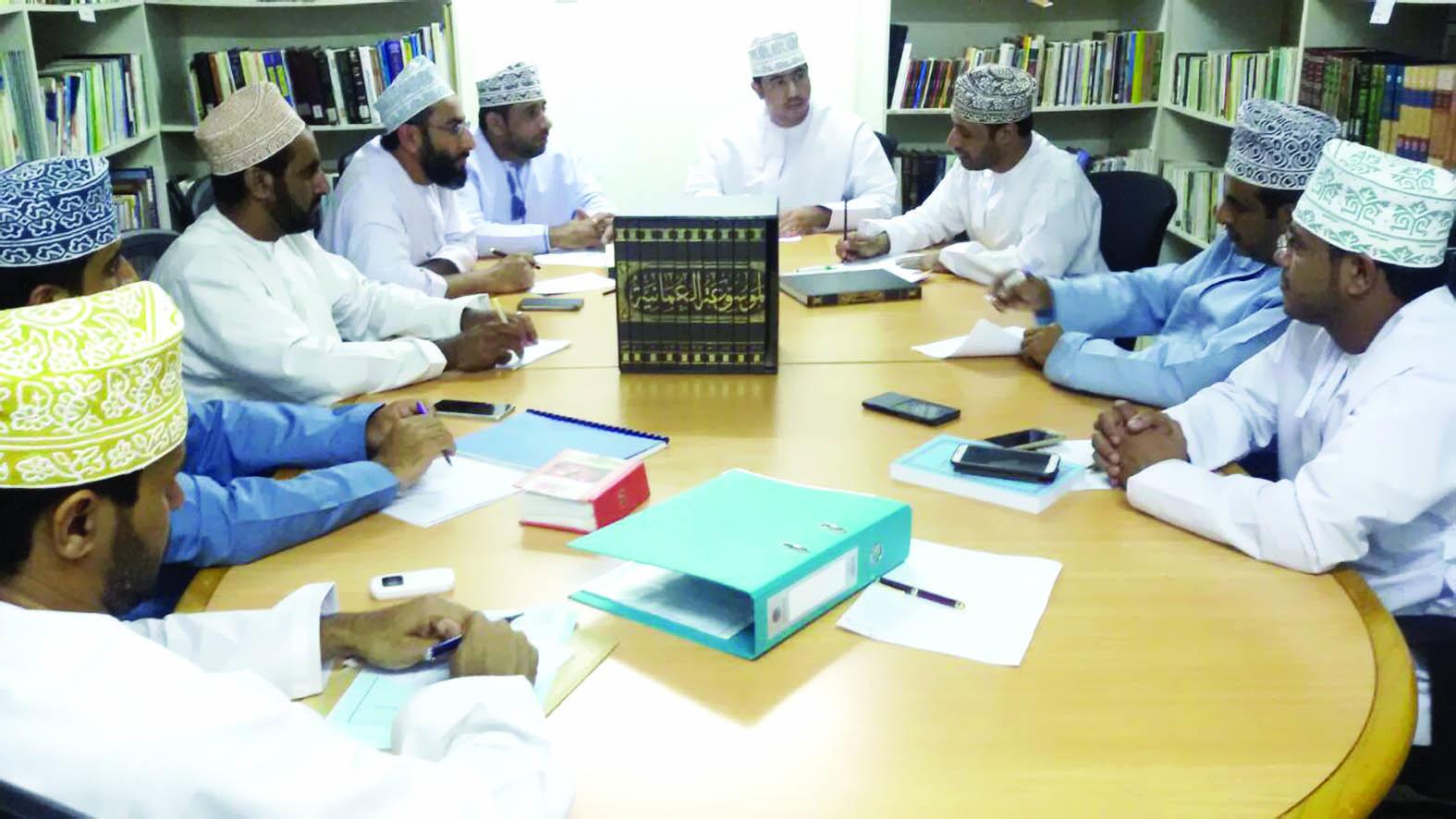 إدارة جديد لمكتبة العلياء العامة بالعوابي