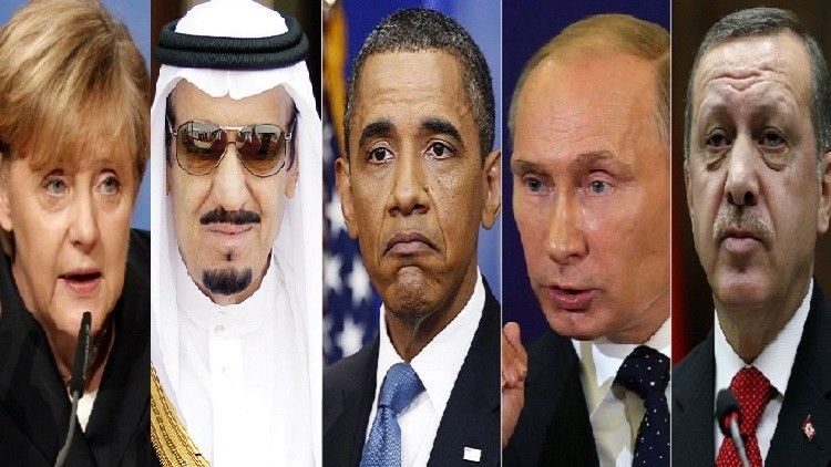 ما هو رأي أوباما بزعماء العالم؟