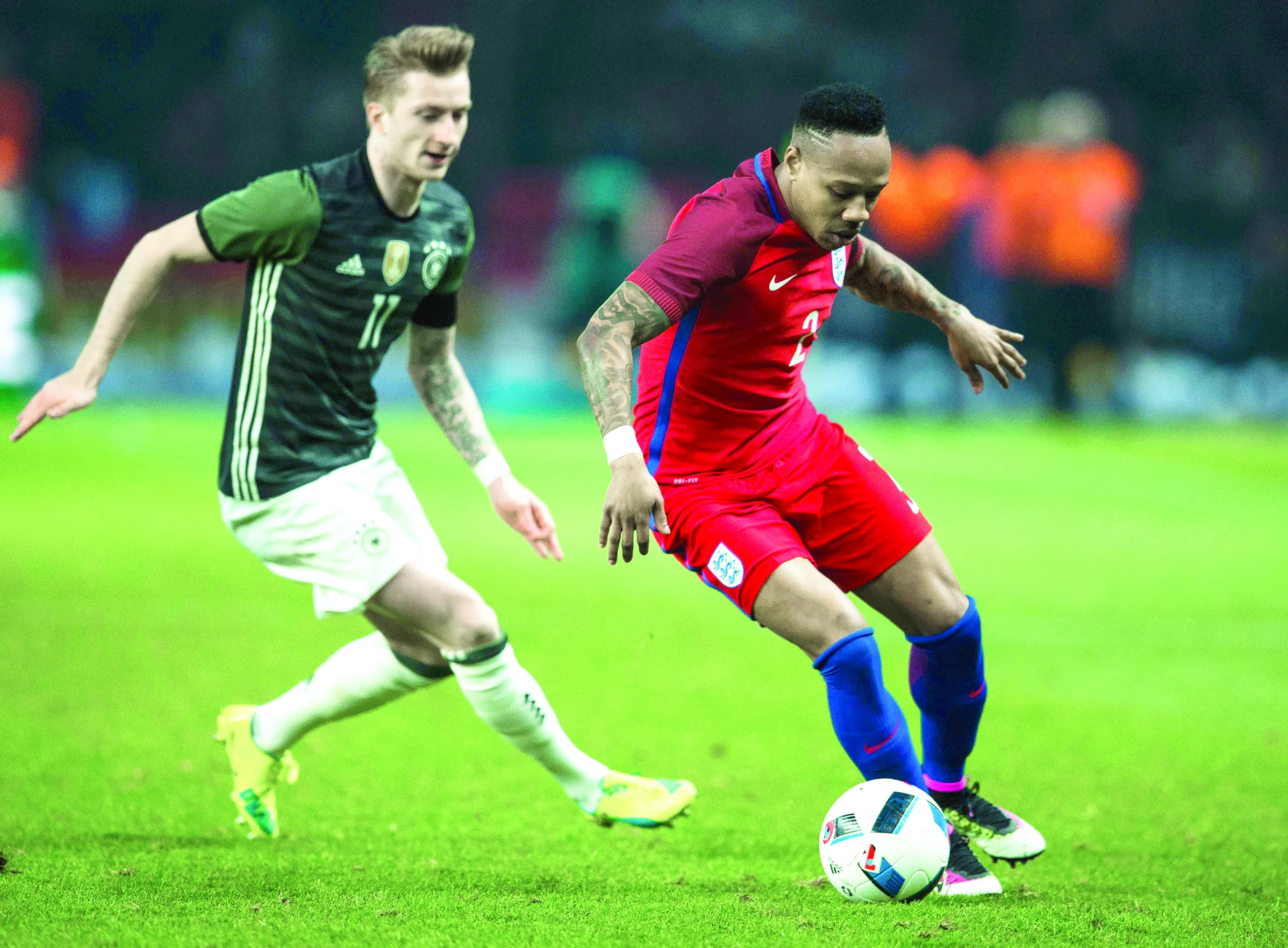إنجلترا تحول تأخرها أمام ألمانيا إلى فوز مثير