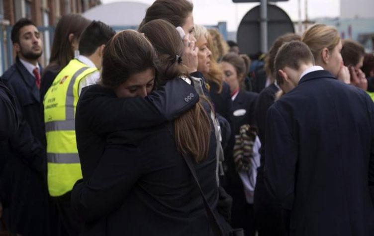 """توجيه تهمة """"المشاركة بانشطة ارهابية"""" الى ثلاثة مشتبه بهم اوقفوا الاحد في بروكسل"""
