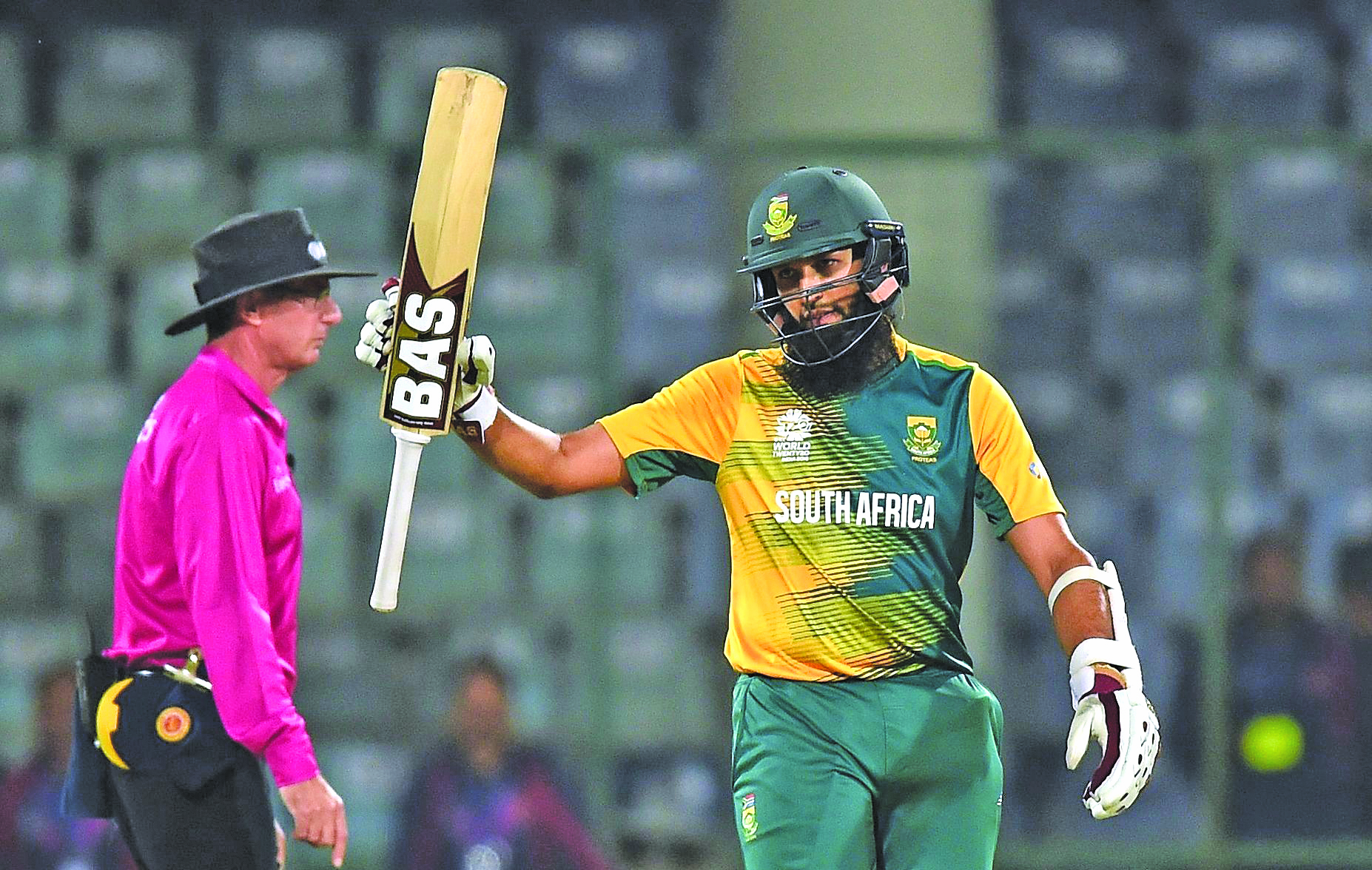 World T20: South Africa bow out with a comfortable victory over Sri Lanka