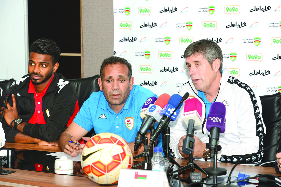 Football: Lopez Caro hopes for error-free game as Oman tackle Iran in World Cup qualifier