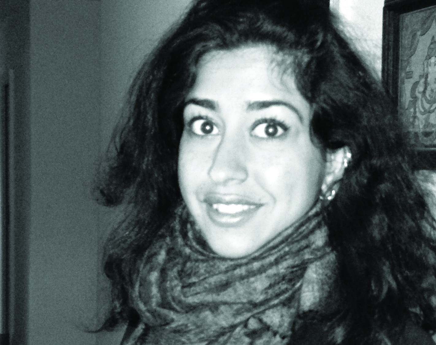 Radhika's second solo show to be hosted by Gallery Sarah in Oman