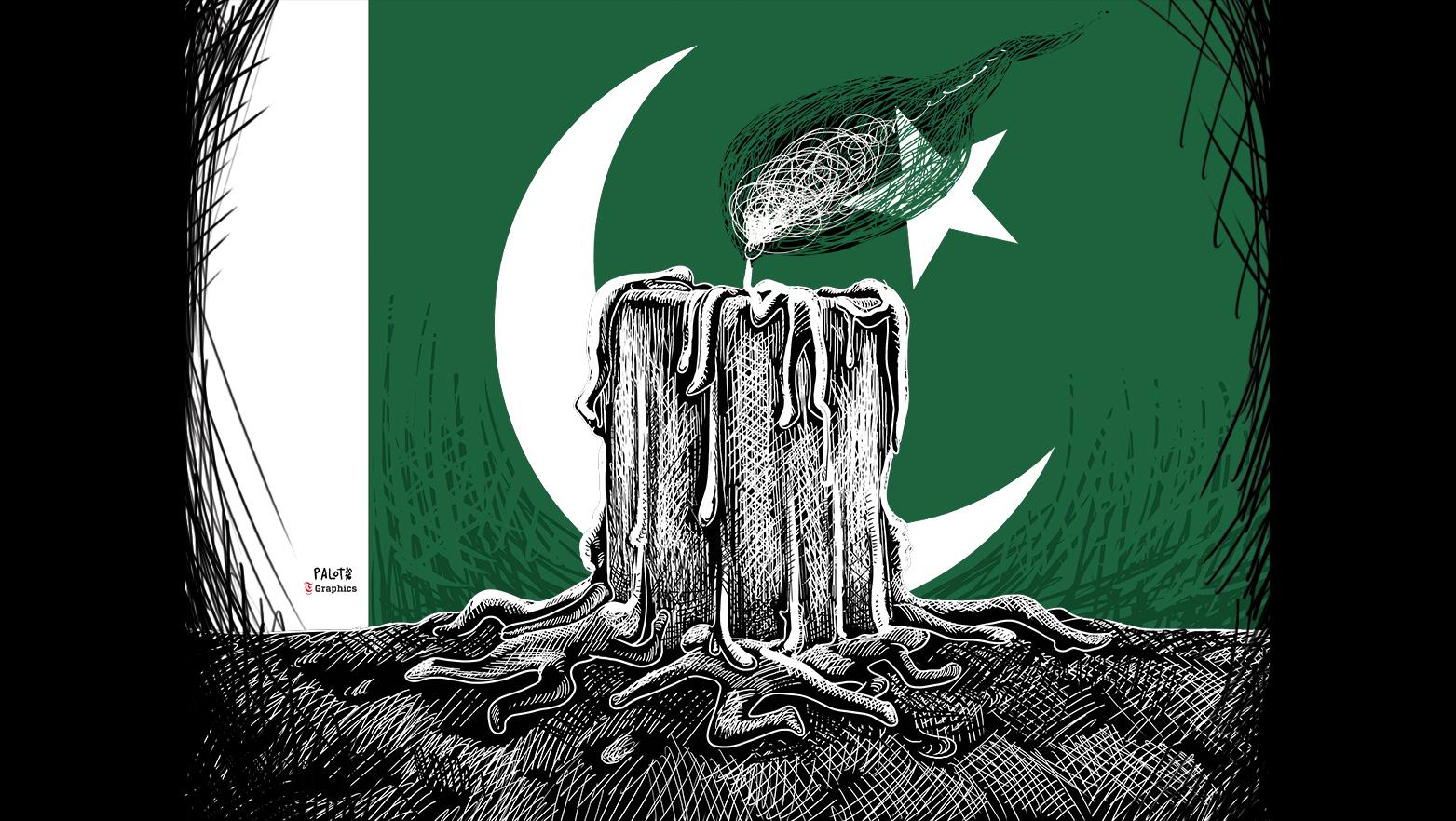 Bomb blast in Pakistan's Lahore