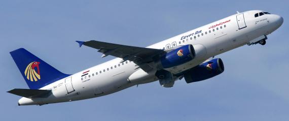 اختطاف طائرة ركاب مصرية وتحويل مسارها إلى قبرص