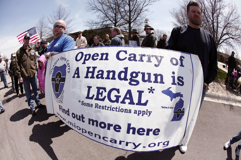 Testing Republicans' love of guns