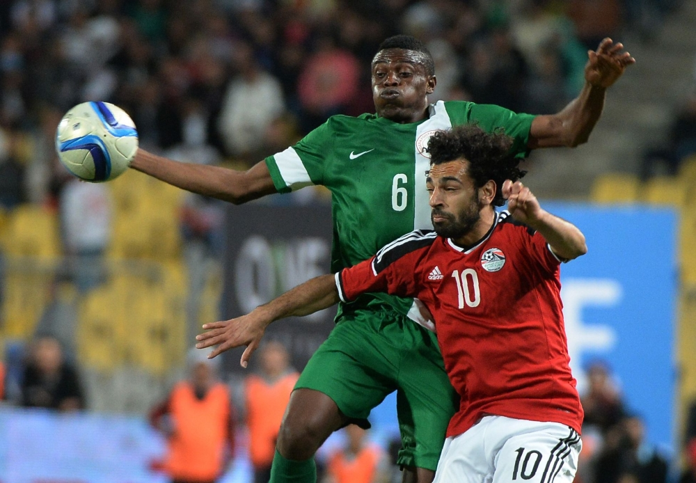 مصر تعبر نيجيريا بهدف رمضان وتقترب من العودة لأفريقيا بعد غياب طويل