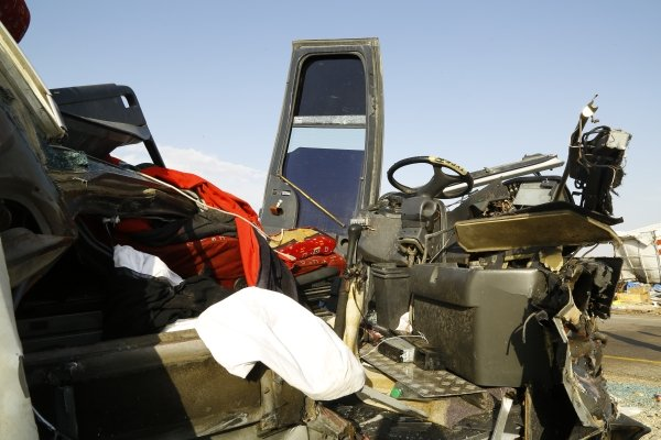 Drivers in Oman raise safety concern after Ibri crash