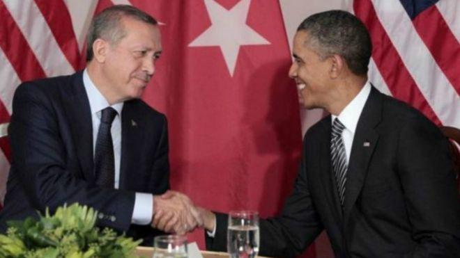 الولايات المتحدة-تركيا: التحالف المتوتر