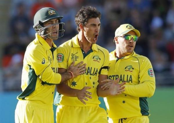 Australia fast bowler Starc back for West Indies tour