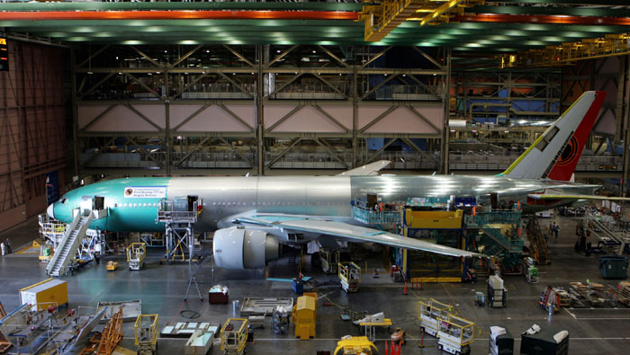 Boeing plans to cut 4,000 jobs