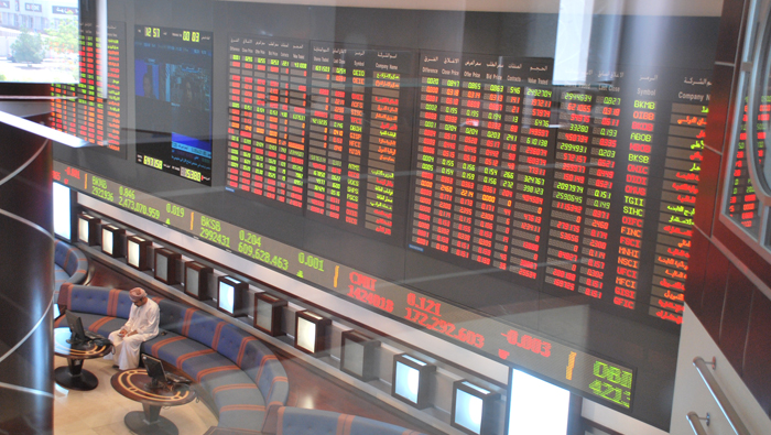 Muscat bourse reacts on selling