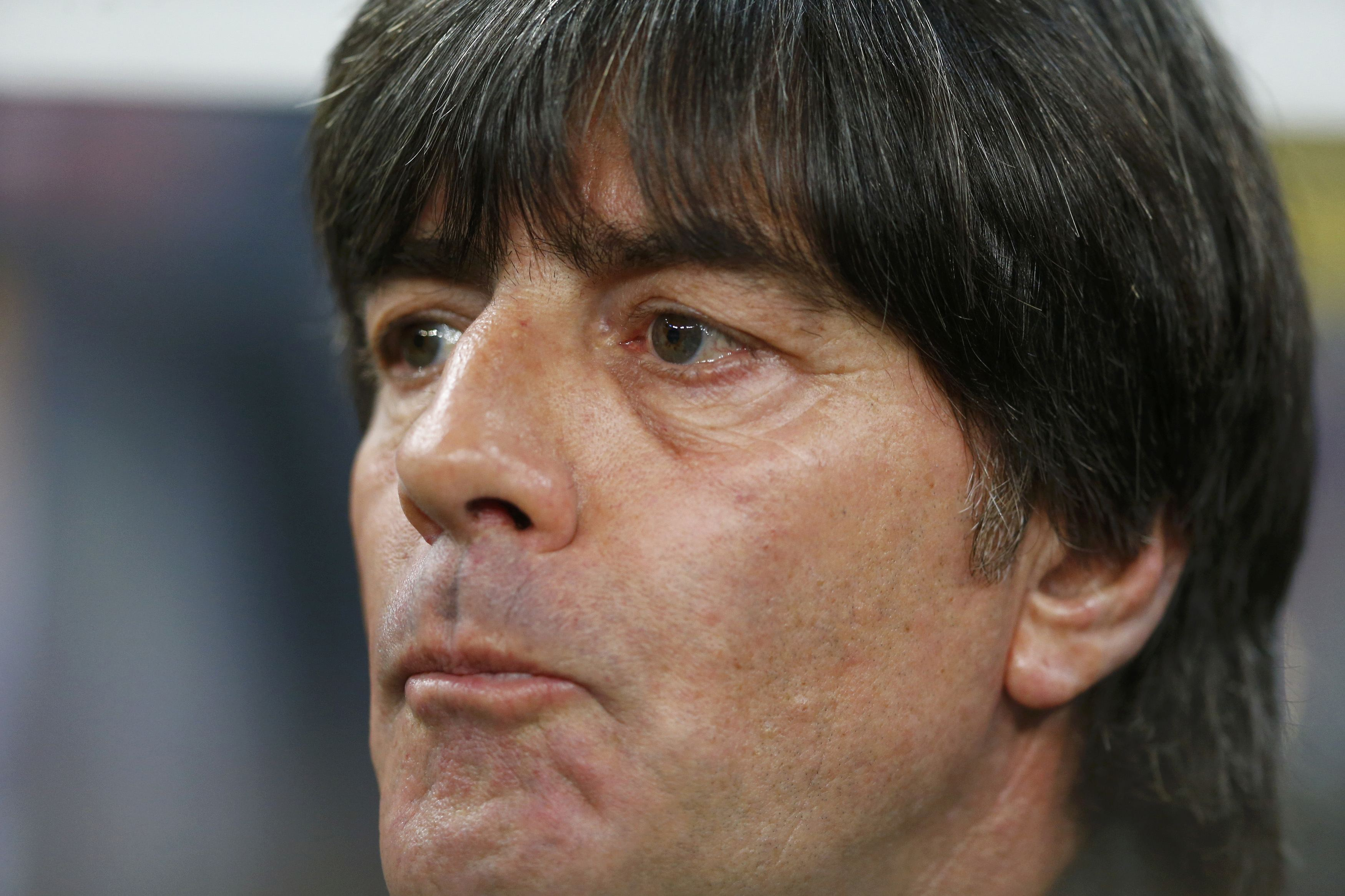 Defence still a work in progress for Germany's Loew
