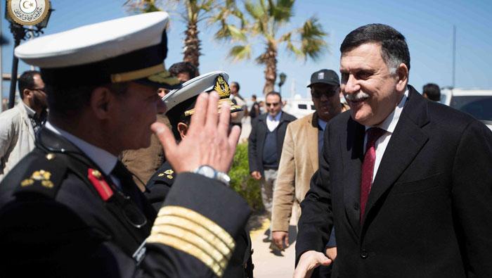 Libya's UN-backed Presidential Council reaches Tripoli