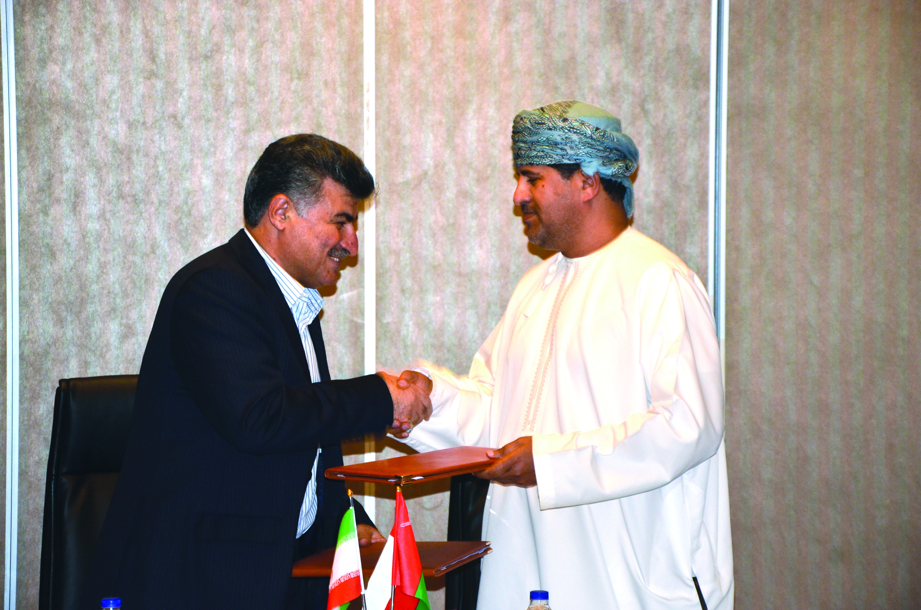 Salalah port signs deal with Iran for boosting bilateral trade