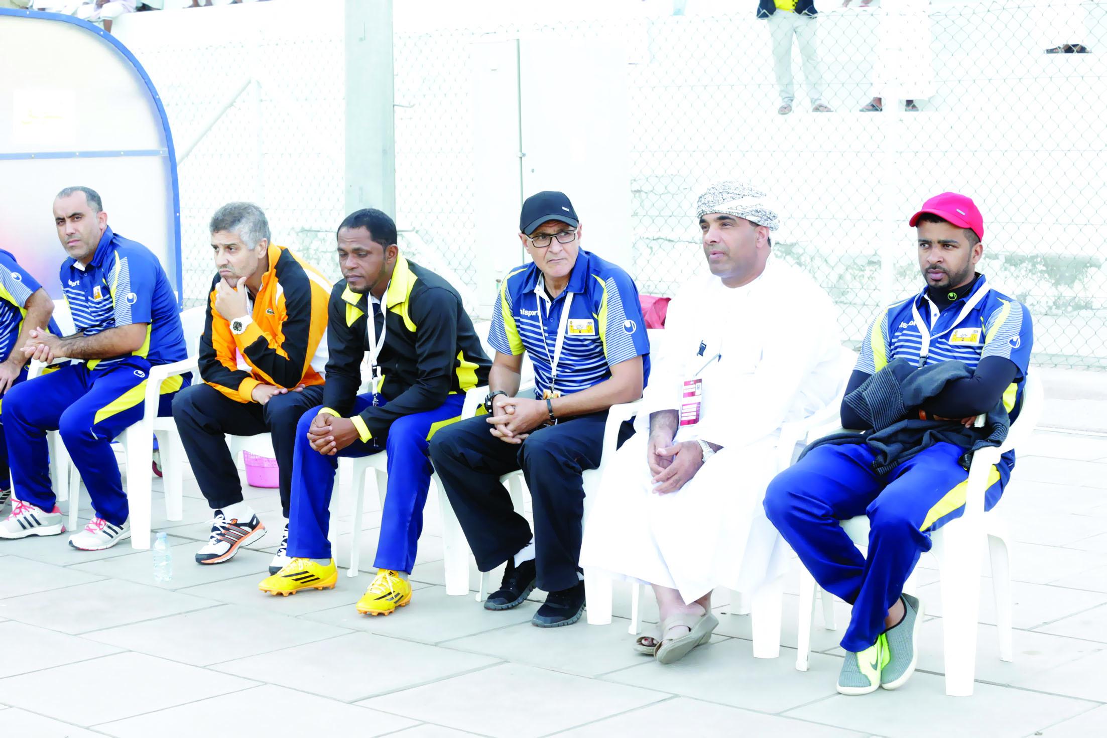 ياسين الشيادي:السويق سينافس على لقب  الدوري حتى الامتار الاخيرة