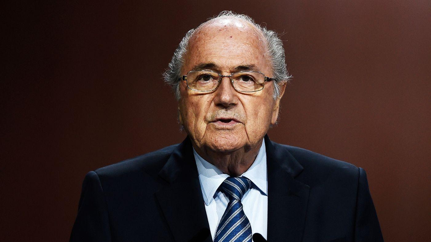 """بلاتر: قرار """"كاس"""" سيأتي في صالحي وادعاءات مونديال 2006 تخص ألمانيا وحدها"""