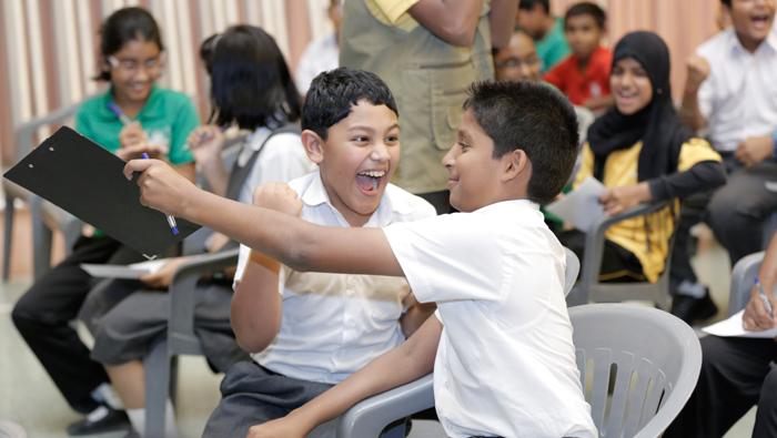 Times of Oman mega school quiz begins today