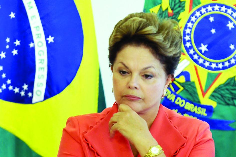 اسبوع حاسم يحدد مصير رئيسة البرازيل