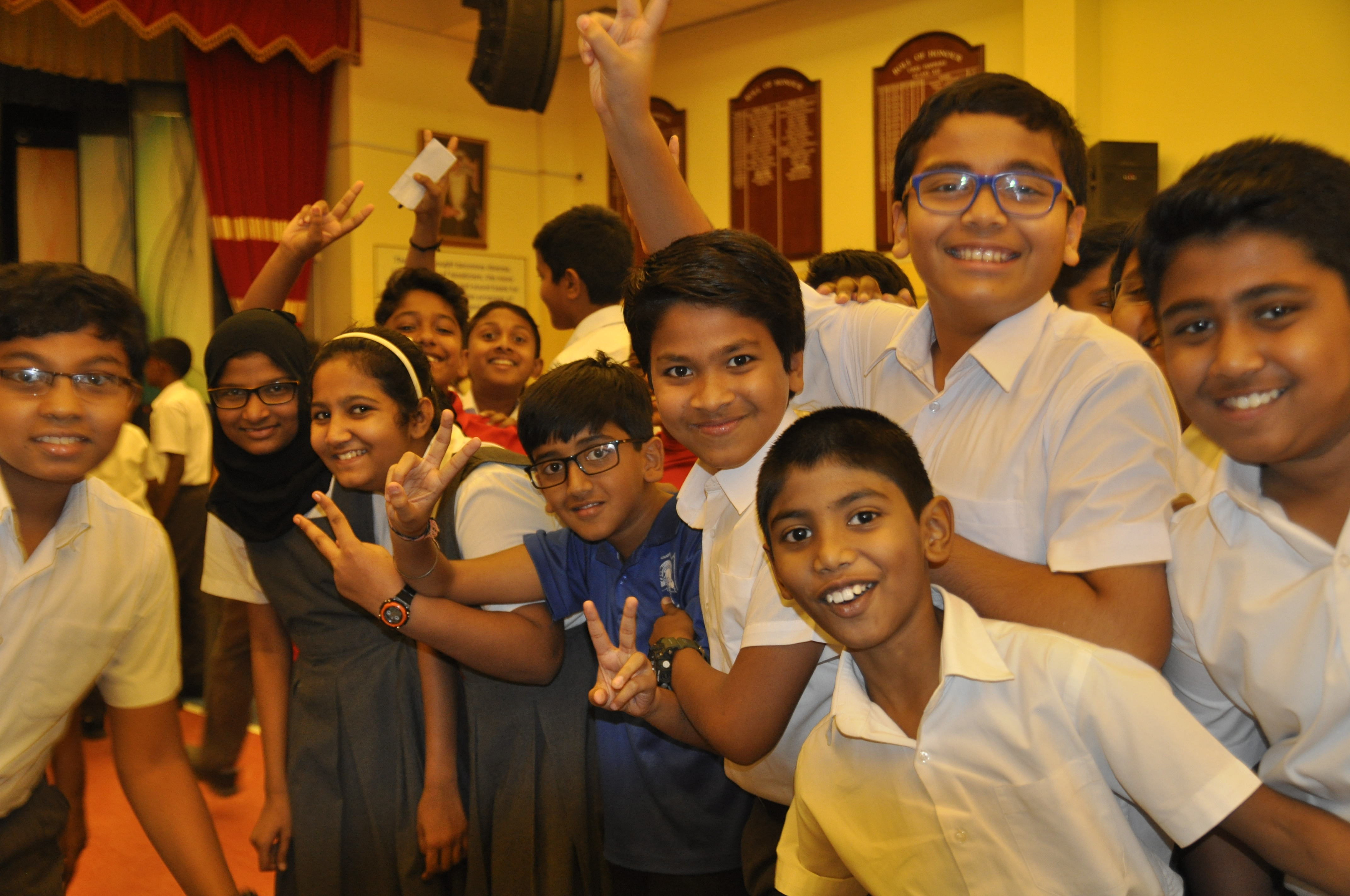 More than 350 take part in 3rd preliminary of Times of Oman quiz