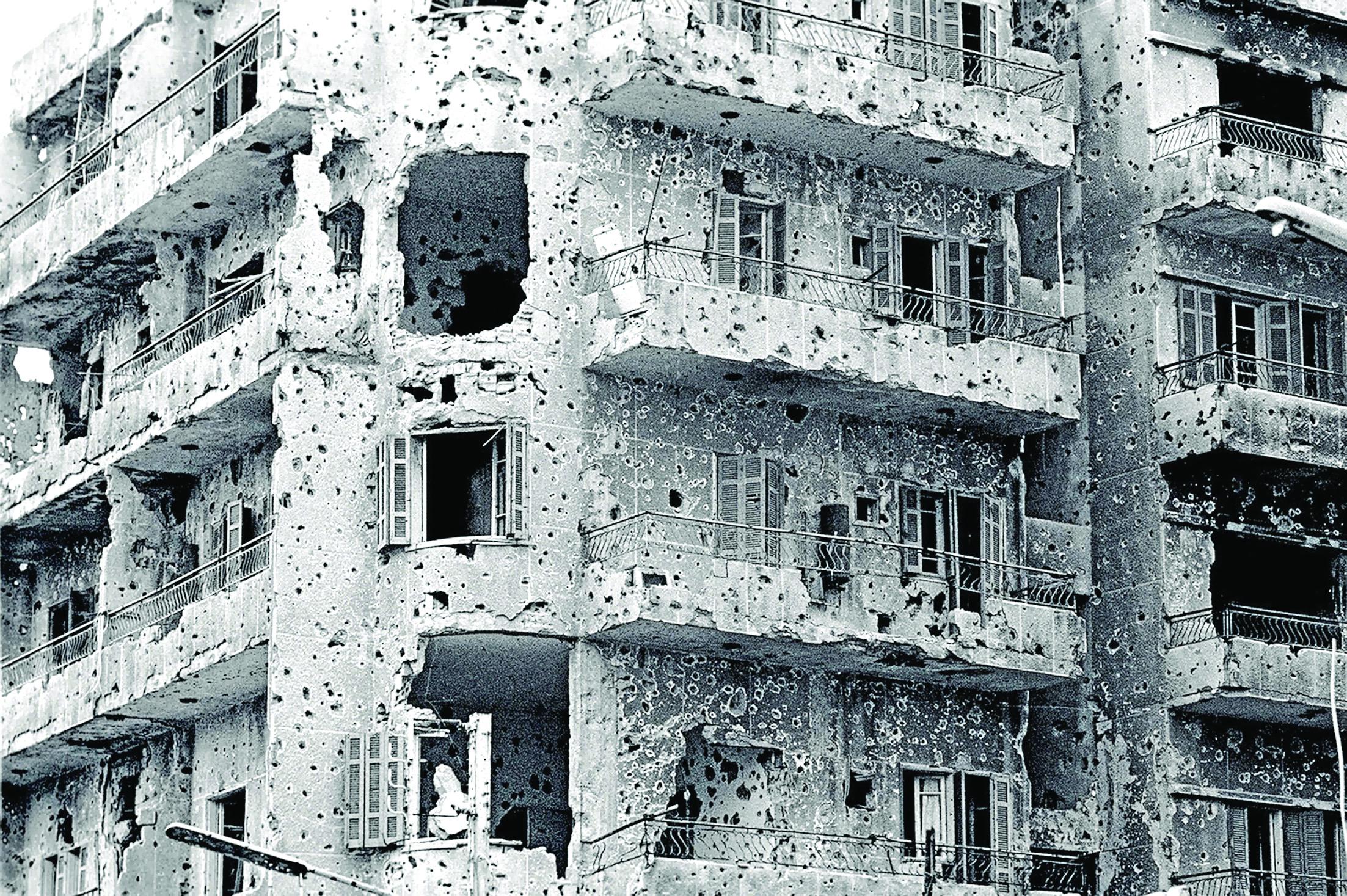 الحرب الأهلية.. جرح لم يندمل في لبنان