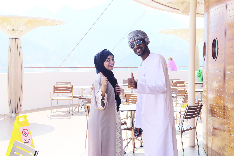 كلية عمان للسياحة تركز على الخريجين الجدد في جيدكس 2016