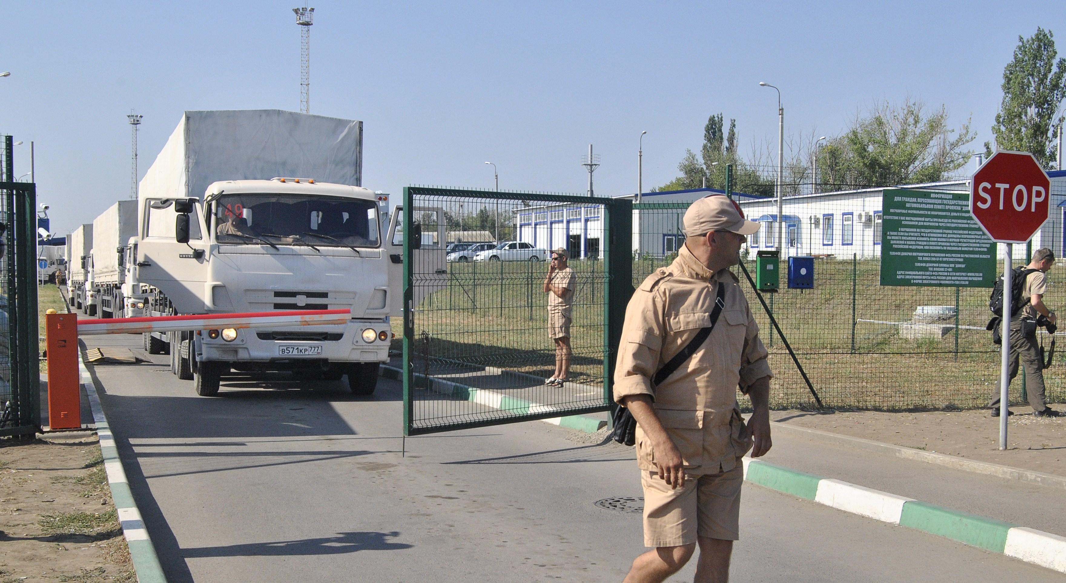 Putin's government in Ukraine's Donbas