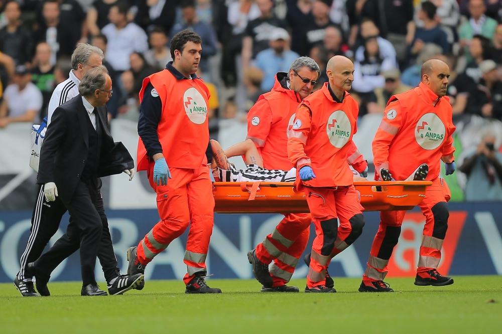 الاصابة قد تحرم ماركيزيو من المشاركة في يورو 2016