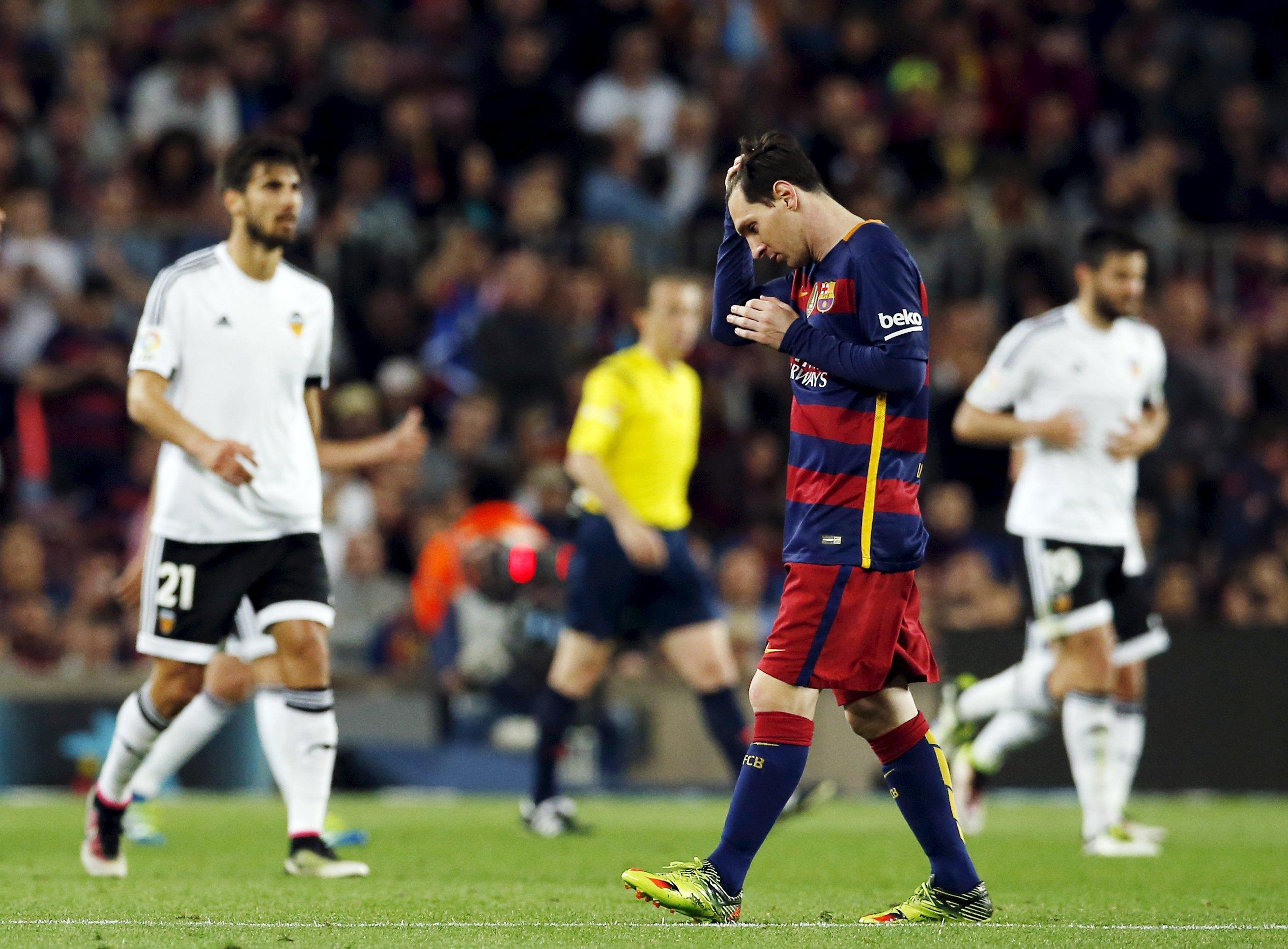 الليجا تشتعل..برشلونة يواصل الانهيار في ليلة الهدف رقم 500 لميسي