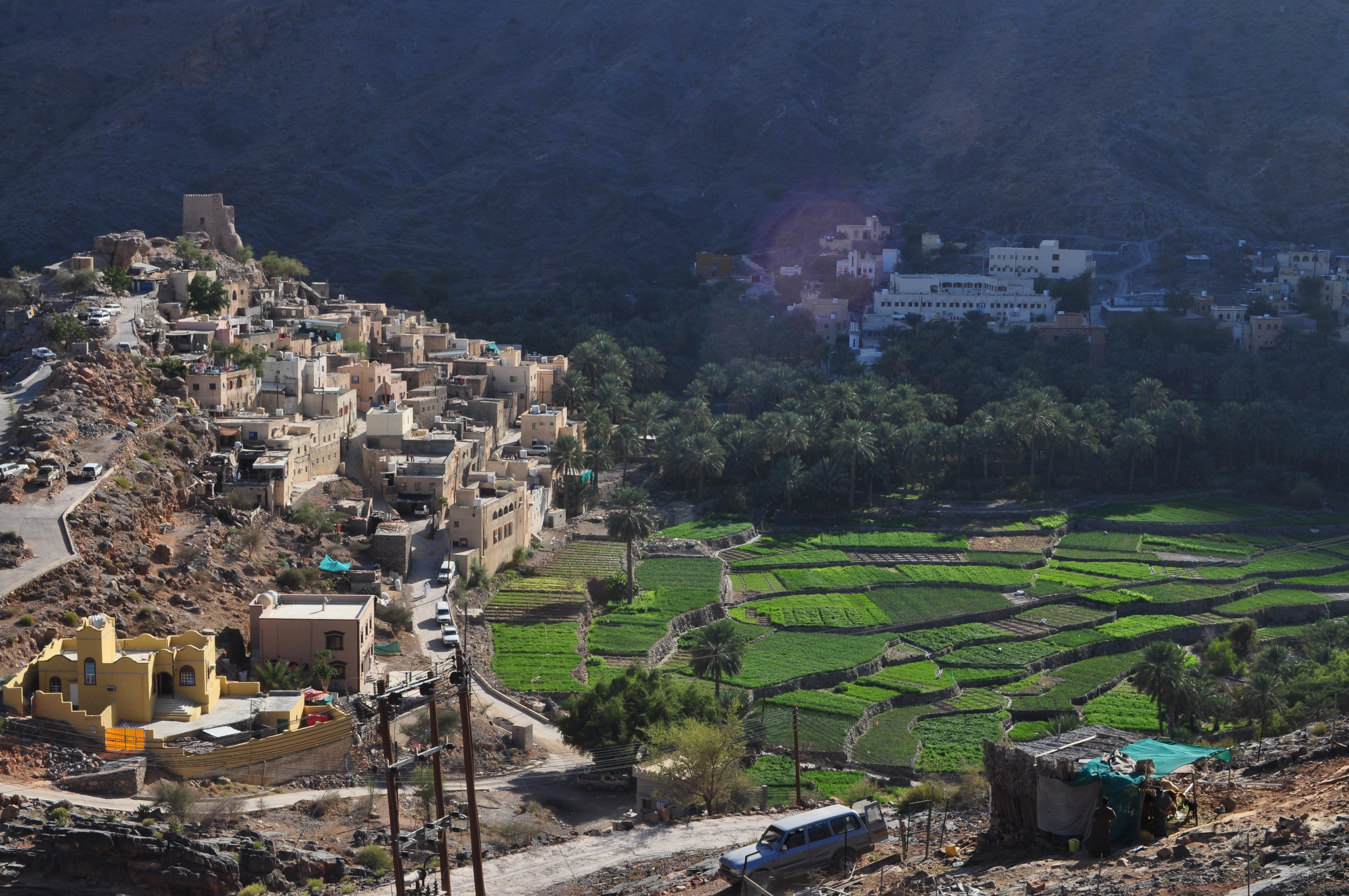 Cool places to visit in Oman during summer
