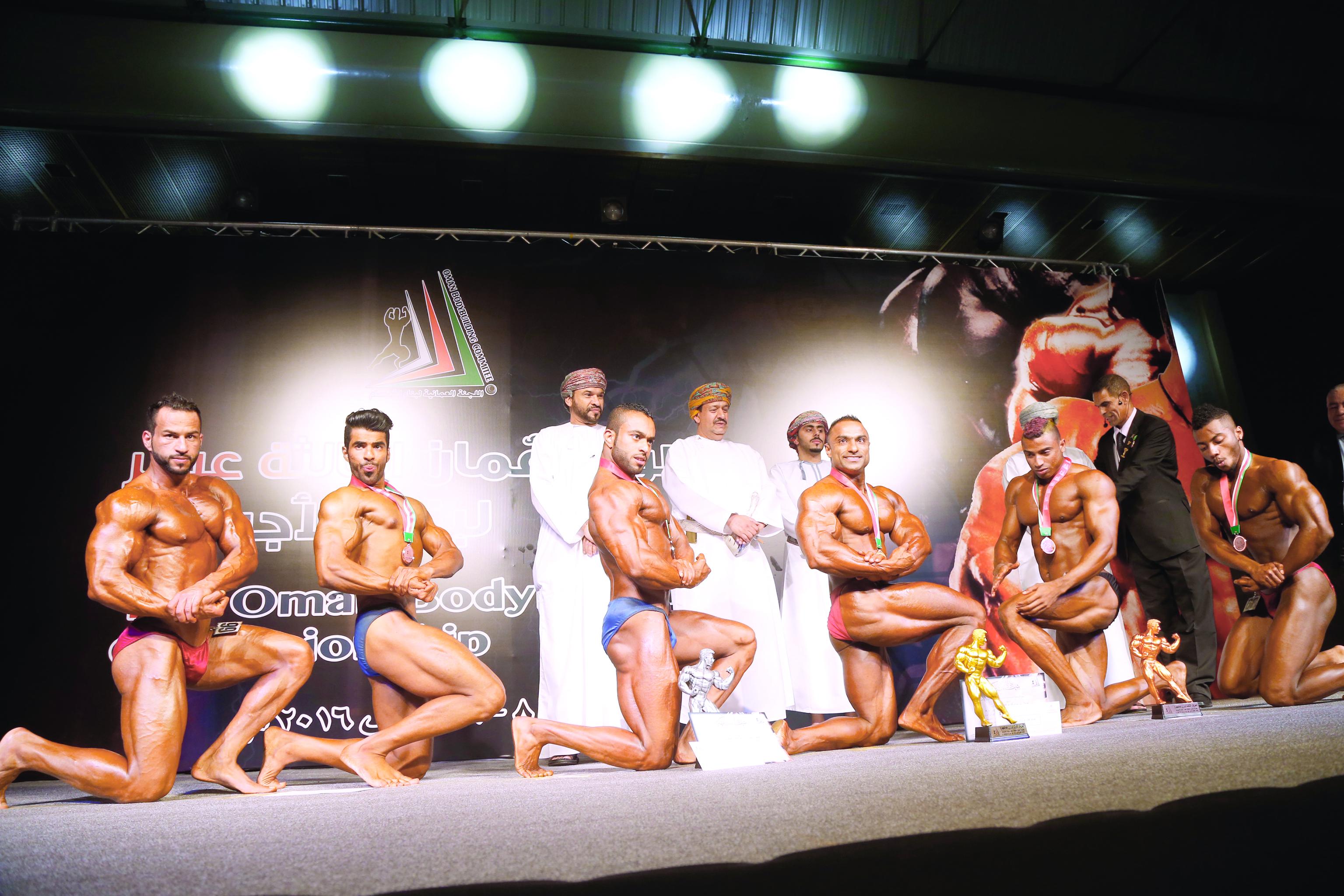 مدرب بناء الأجسام محـمـــد الزدجـالــي :حققنا بطولة «مستر أولمبيا» وهــدفنا ذهـبية بطـولة العالـم