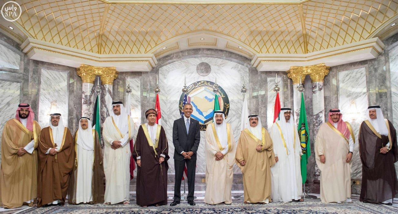 أستمرار أعمال القمة الخليجية الأمريكية في الرياض
