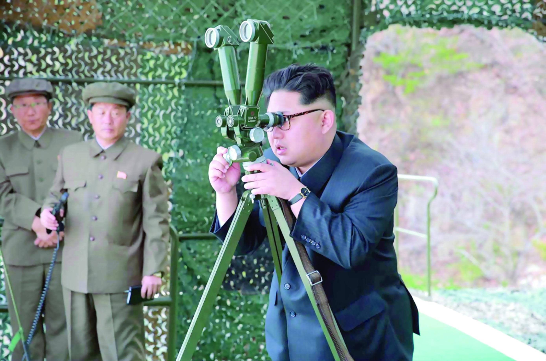 """بيونجيانج مستعدة لوقف التجارب النووية """" بشرط """""""