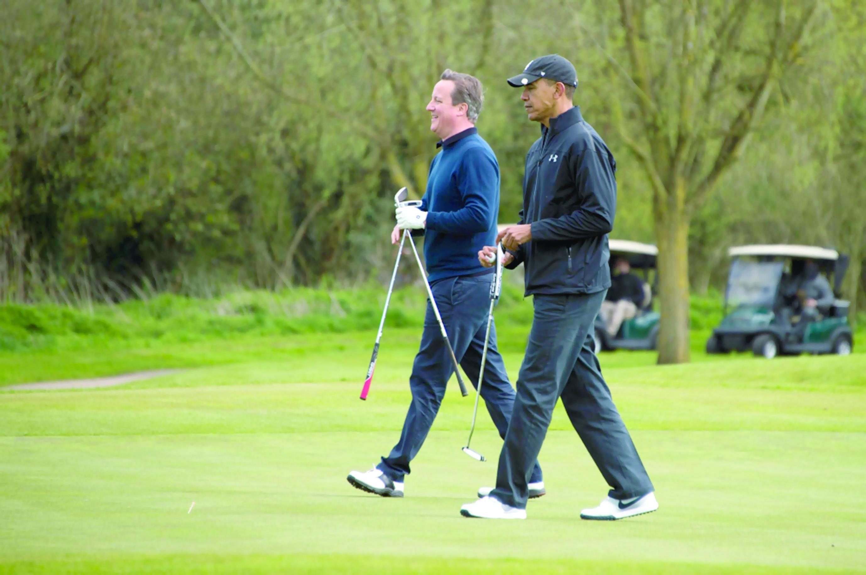 اوباما يواصل جولته الاخيرة في اوروربا