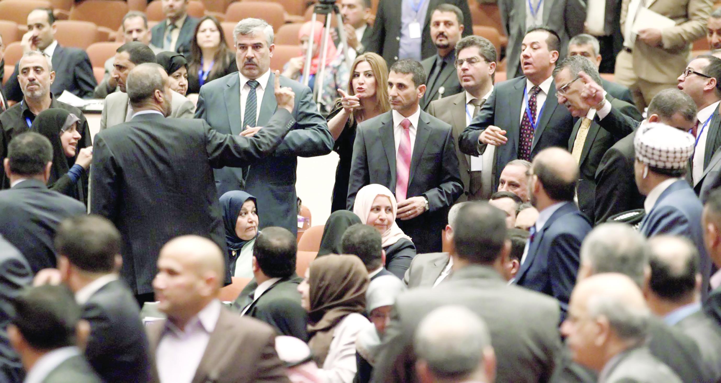 أزمة البرلمان العراقي.. تتصاعد