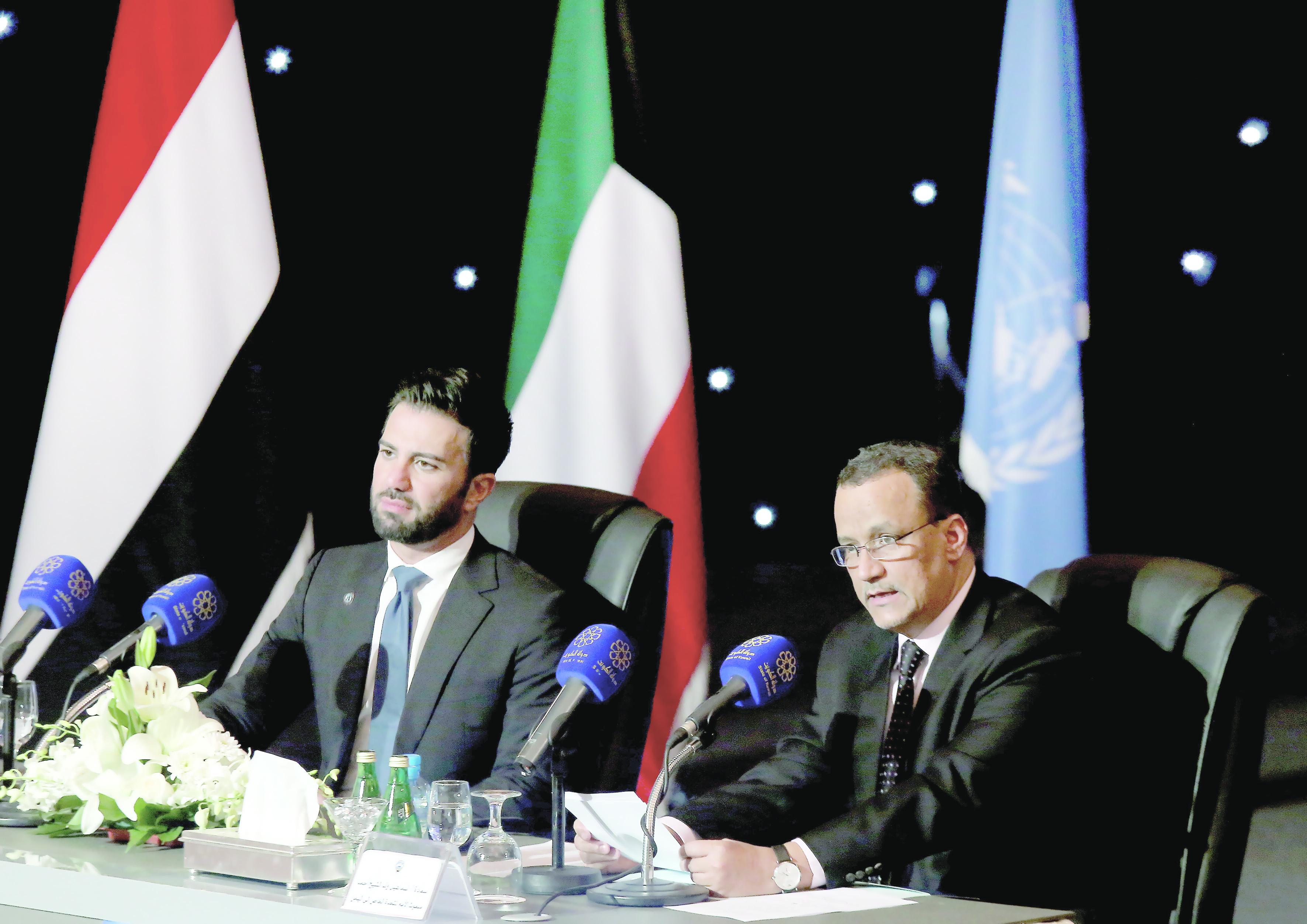 الأطراف اليمنية لم تتوصل إلى صيغة بيان لتثبيت الهدنة
